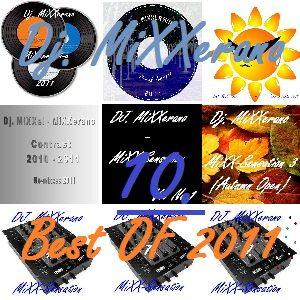 Dj. MiXXerano - MiXX-Sensation Vol. No10. (Best Of 2011)