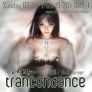Nick Turner - Guest Mix for AlYf Trancedance Session 026 Chic Radio