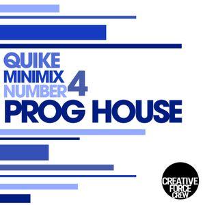 Minimix #4 Progressive House // Quike