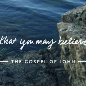 """John 3:1-8 """"That you may believe, that you must be Born Again."""""""