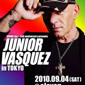 Junior Vasquez - Live @ Cielo (Columbus Day) 12.10.2009