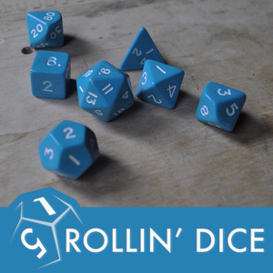 Episode One: Rollin' Characters