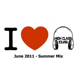 June 2011 - Summer Mix