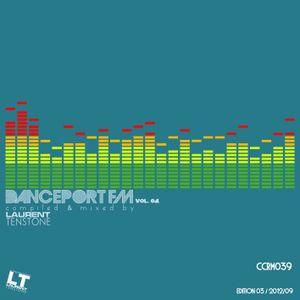Laurent Tenstone - DanceportFM Session vol. 04 - 2012 September (Club Mix) - CCR039