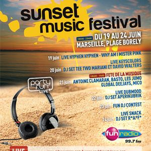 DJ Set @ Corona Sunset Music Festival (Part. 2)