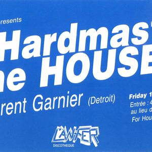 Dj Laurent Garnier @ L'An-Fer 14-Jan-94 Wake Up Dijon2