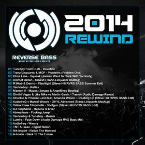 RBMAS 2014 Rewind - Mixed By Nik Import