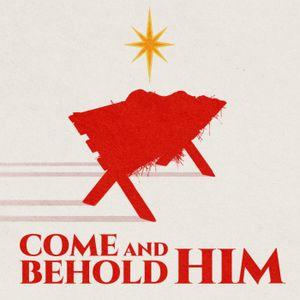 WEEK 1 | JESUS IS HERE