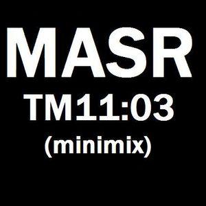 MASR - Techno Mix 11 vol.3 [minor]