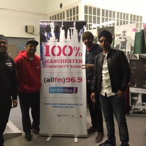 Apnabeat Radio Show 1st May 2018 - BROTHERHOOD, Nush & Ravi