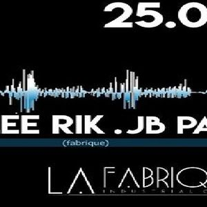 Jb Pac b2b Orriol live Fabrique 25 03 2016