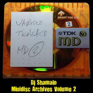 Minidisc Archives Volume 2