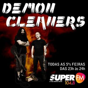Demon Cleaners EP19