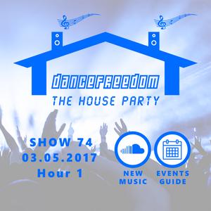 dancefreedom 74 - new music