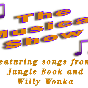 Friday Night is Musical Night - Recorded 03.06.16 feating songs from  Jungle Book and Willy Wonka