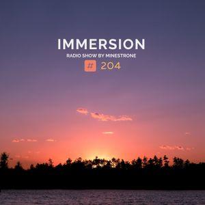 Minestrone - Immersion #204 (03/05/21)