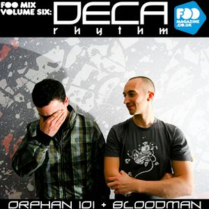 FOO Mix Volume 8 - Orphan 101 & Bloodman
