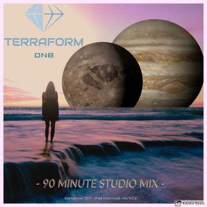 TERRAFORM - 90minute DNB Mix - September 2017
