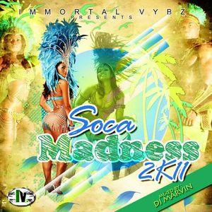 Immortal Vybz - Soca Madness 2011