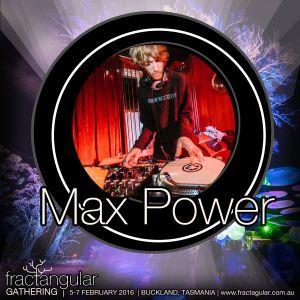 Max Power - Fractangular 2016 Part 2 (Psy-Breaks)
