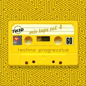 Dj Th3o - Mix Tape Vol. 8 - Techno & Progressive