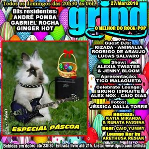 Grind - Celebration Lounge 27/03/2016
