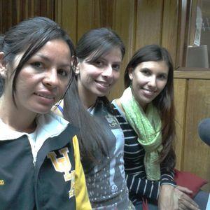 Ser Estudiantes / 29-02-2016 / Inv. Glenda Rondón, Ángela Rivero y Mairene Vielma (Enfermería ULA)