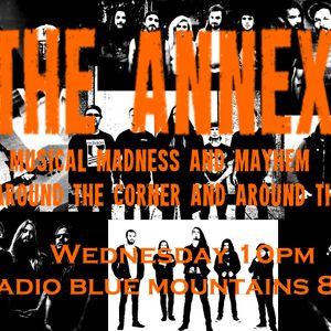 The Annex Radio Show, October 18 2017