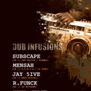 RFunck @ Dub Infusions