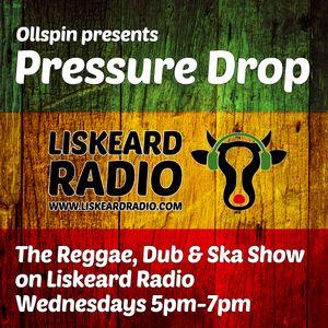 Pressure Drop on Liskeard Radio - 29 September 2021