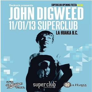 John Digweed - live at La Huaka Club in Lima, PER (2013.01.11.)