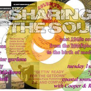 Sharing the Birth of Modern Soul pt1