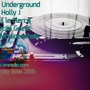 Nexus Underground Guest Mix - Gavin Monahan - June 2016