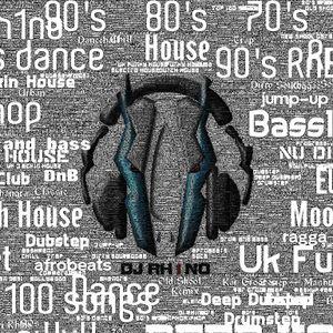 Dj Rh1no - Sept Mashup, Trap, Hiphop, Deep house, Electro House, Jacking House etc
