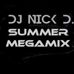 FEELING SUMMERTIME MEGAmix 2013 BY DJ NICK D