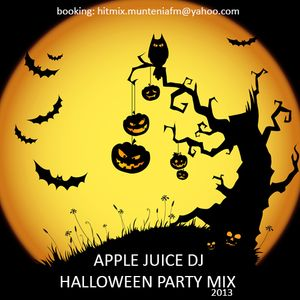 Apple Juice DJ - Halloween Party Mix 2013