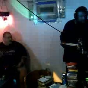 Dj's Thomas Trickmaster E & AzReal1..Playin Song For Song pt1..Live Session.