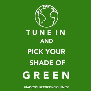 The Many Shades of Green #1606: Amber Lasciak, designer and founder of REDU NYC