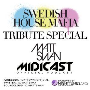 Midicast SHM Tribute Special