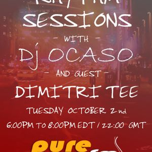 Dj Ocaso - Night Rhythm Sessions 027 [October 02 2012] Part 1 on Pure.FM