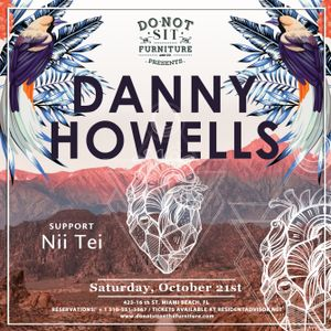 Danny Howells - Live At  Do Not Sit On The Furniture (Miami) - 21-Oct-2017 Part 2