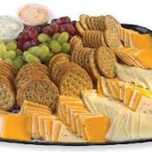 Cheese 'n' Crackers!