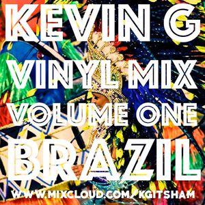 Kevin G - Vinyl mix vol.1 - Brazil