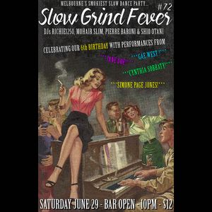 SLOW GRIND FEVER MIX #72 by Richie1250, Mohair Slim and Pierre Baroni