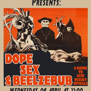 Stone The Show Special - Dope, Sex & Beelzebub