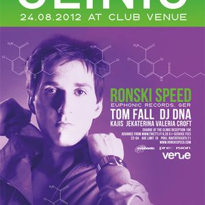 Kajis @ Club Venue, Helsinki (24-08-2012)