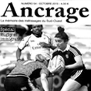 """Sandrine Lacombe, Membre de la rédaction de la revue """"Ancrage"""""""