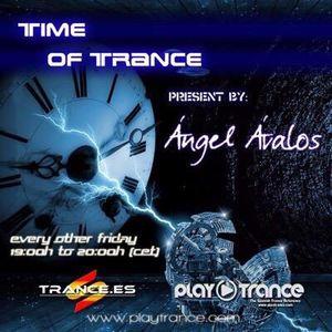 Ángel Ávalos pres. Time of Trance 019