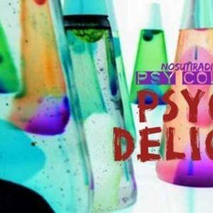 Psycho Delicias Radio Show vol.8 mixed by Chessur Absolem www.Nosutiradio.com