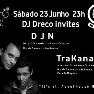 Djn & TraKanas - Its All About House Music #2